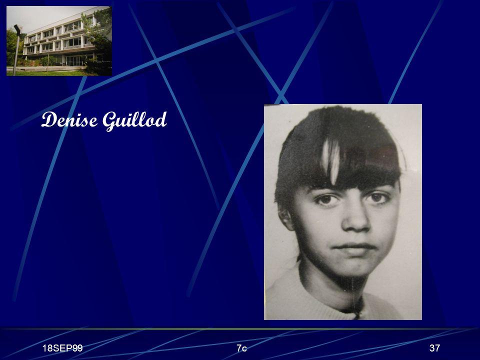 18SEP997c37 Denise Guillod