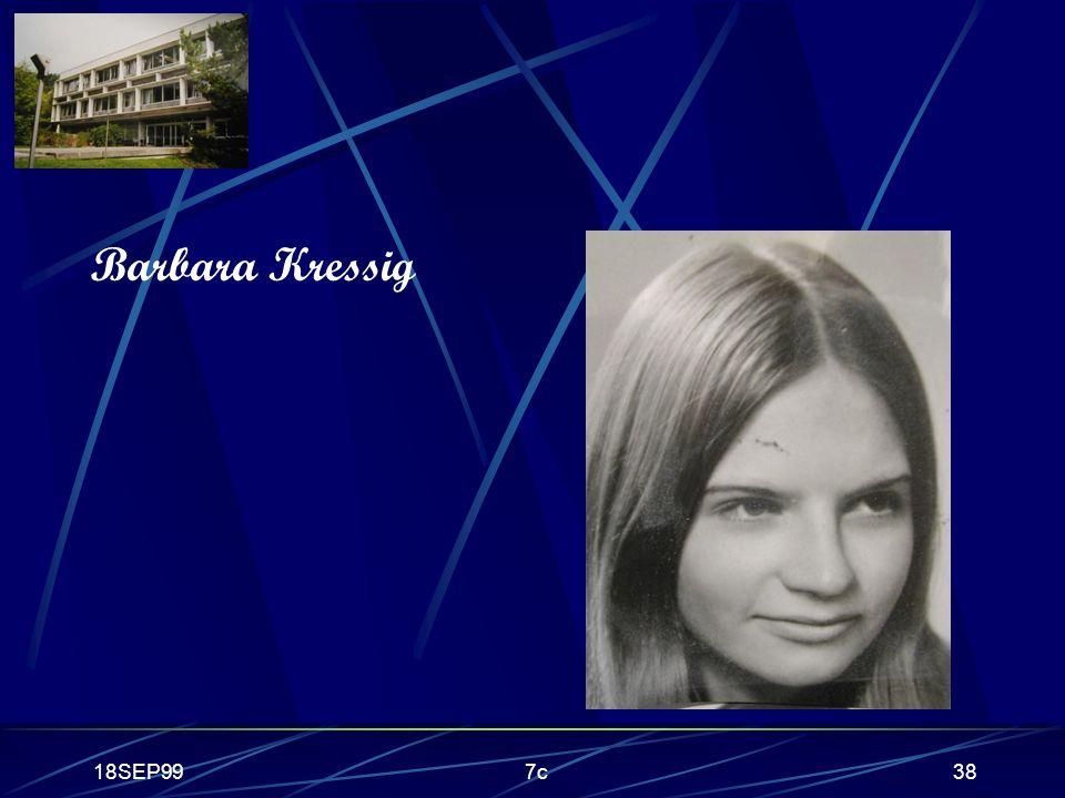 18SEP997c38 Barbara Kressig