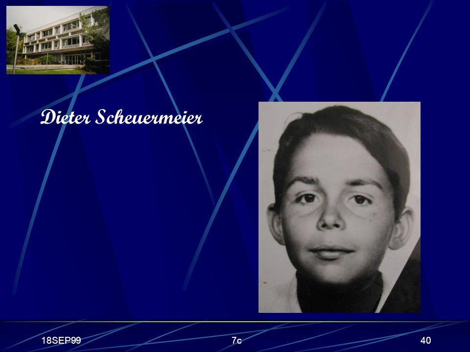 18SEP997c40 Dieter Scheuermeier