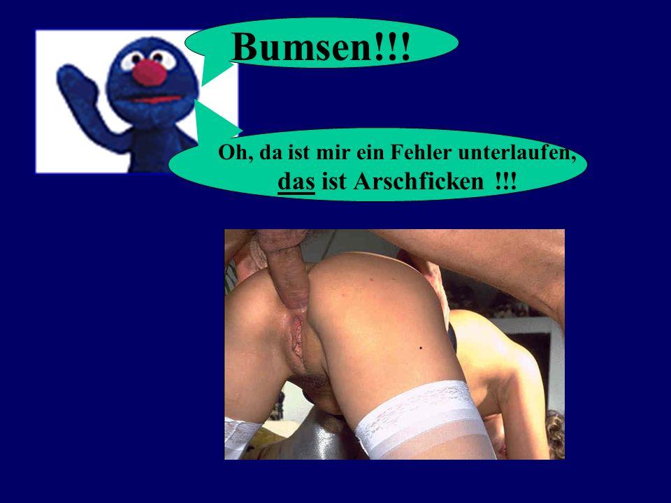 Bumsen!!!