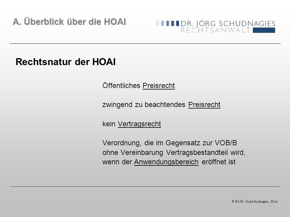 3. Schritt: Angabe des Honorarsatzes © RA Dr. Jörg Schudnagies, Köln