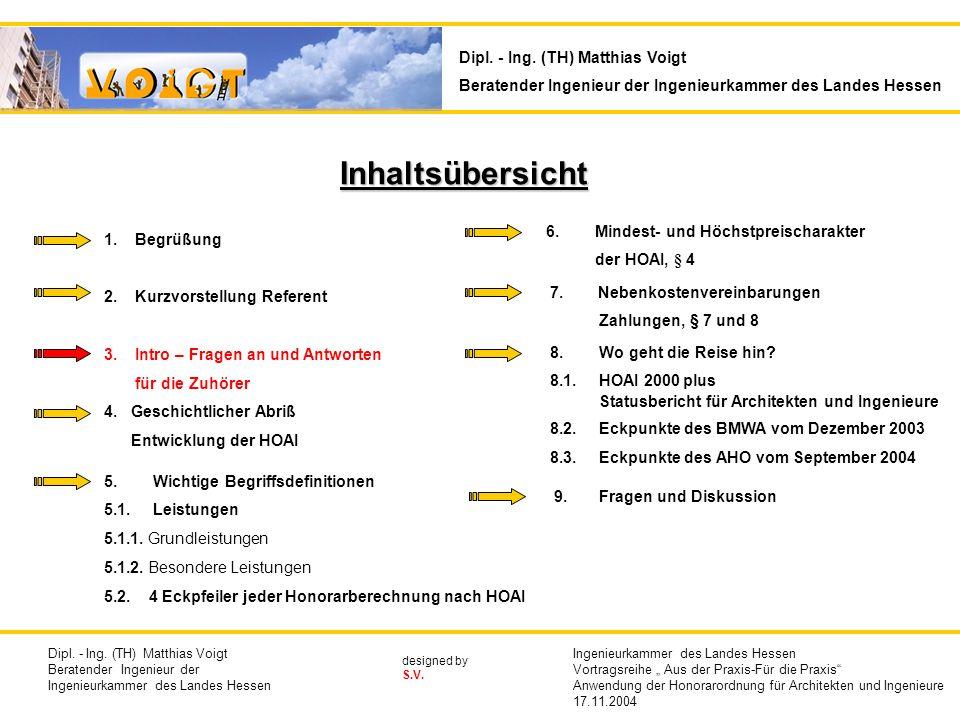 designed by S.V.10. Fragen und Diskussion Herzlichen Dank für Ihre Aufmerksamkeit Dipl.