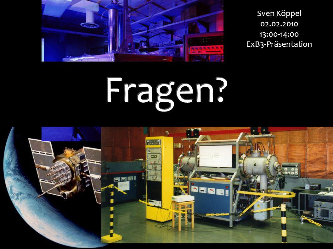 Sven Köppel 02.02.2010 13:00-14:00 ExB3-Präsentation
