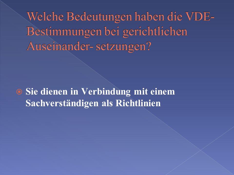 für Baustellen.DIN VDE 0100 - 704 für Bade und Duschräume in Wohnungen verbindlich.