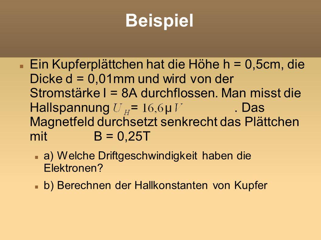Beispiel a) b)