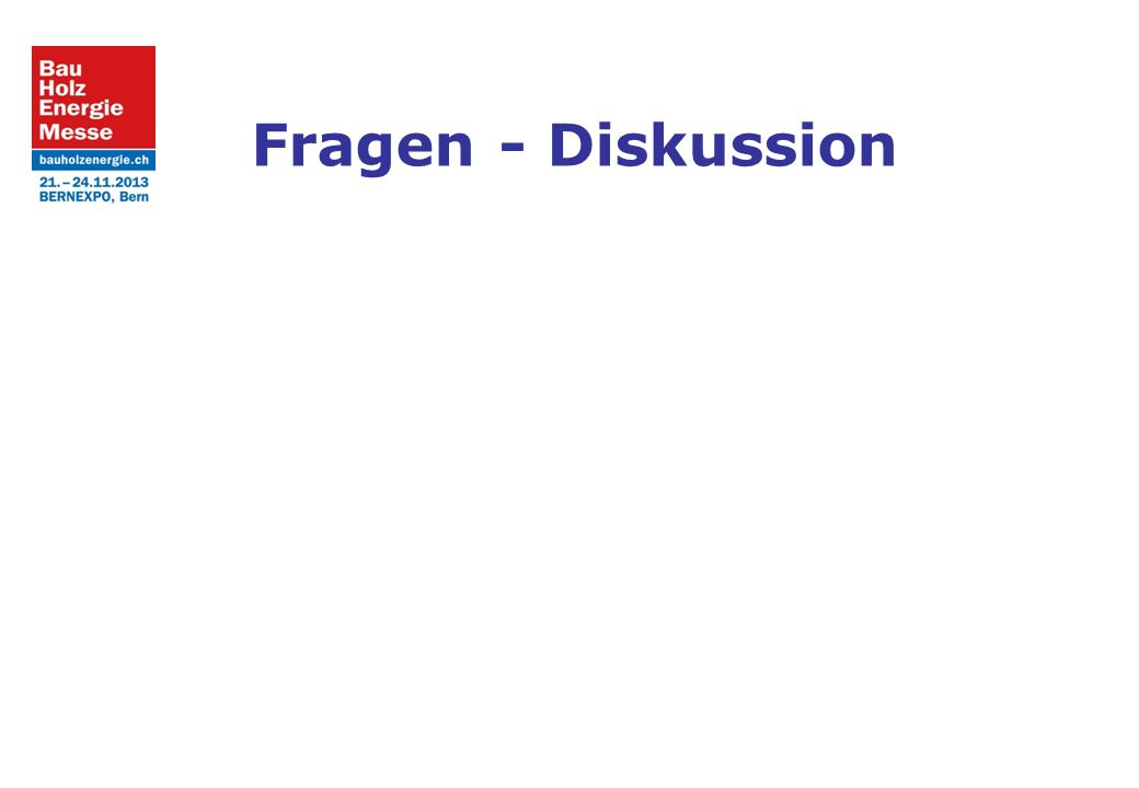 Fragen - Diskussion