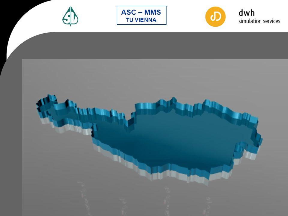 ASC – MMS TU VIENNA Top Down Differentialgleichungen et al System Dynamics Markov Prozesse Bottom Up Zelluläre Automaten Agentenbasierte Modellierung Top Down vs.