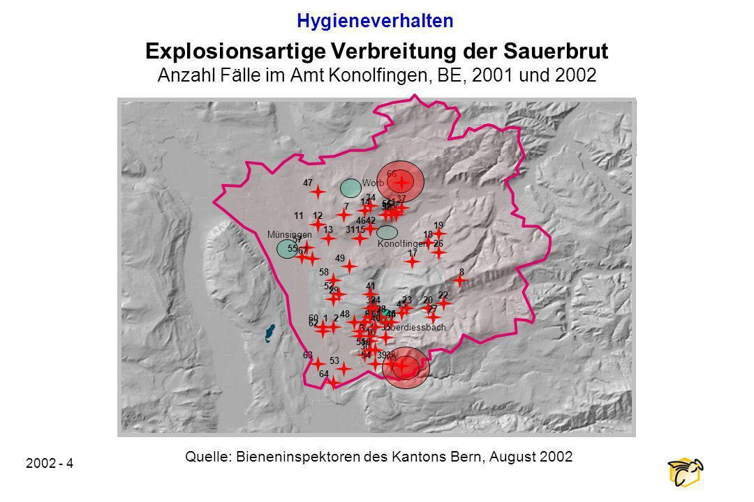 2002 - 4 Oberdiessbach 12 3 4 5 7 6 8 9 10 1211 1315 16 17 18 19 20 21 22 2324 25 26 2728 29 30 31 32 33 34 35 Münsingen 36 37 38 39 40 41 42 43 4445
