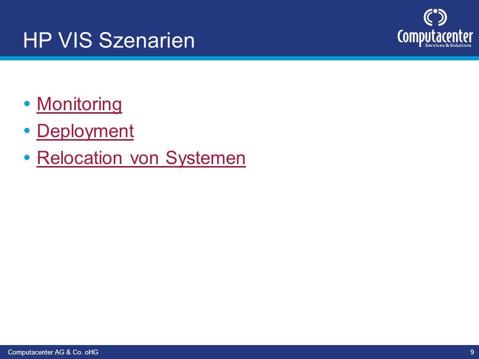 Computacenter AG & Co. oHG10 Virtualisierung IBM ITO