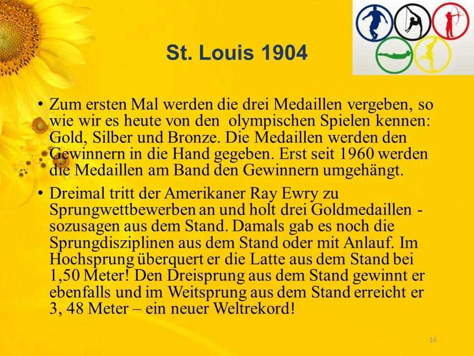 Paris 1900 Weil weder Dänemark noch Schweden je 6 Sportler für ein eigenes Tauzieh-Team haben, schließen sich die beiden Nationen zu einer Mannschaft