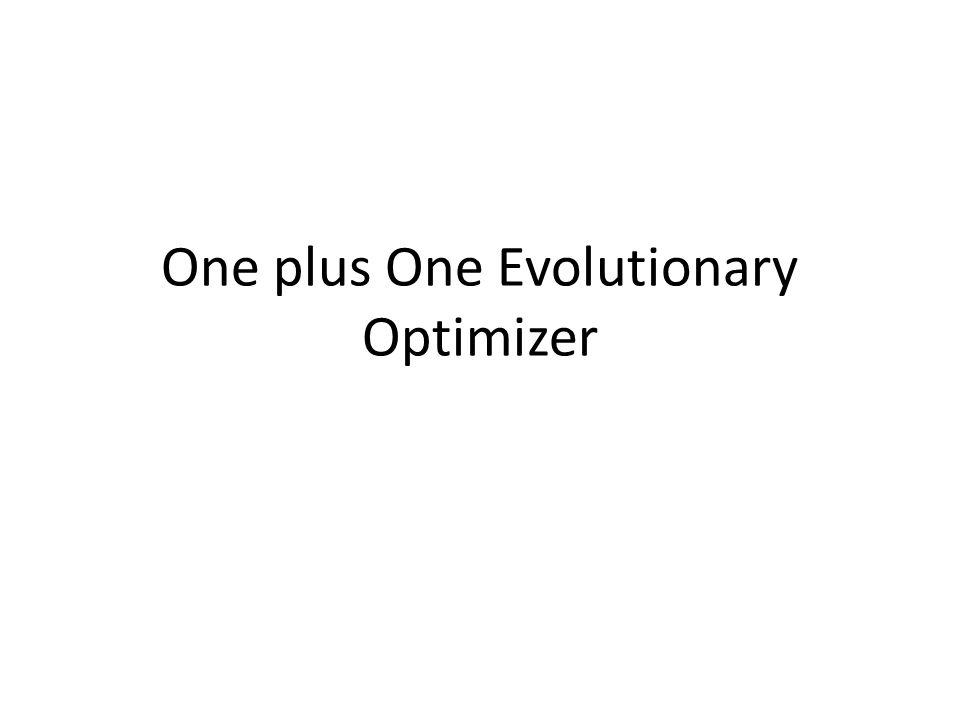 One Plus One im ITK Metrik: Mutal Information Initialisierung des Optimierers und Definition des Suchradius optimizer->Initialize( 10 ); // Initialer Radius (Grow-und Shrink Faktor auf std.