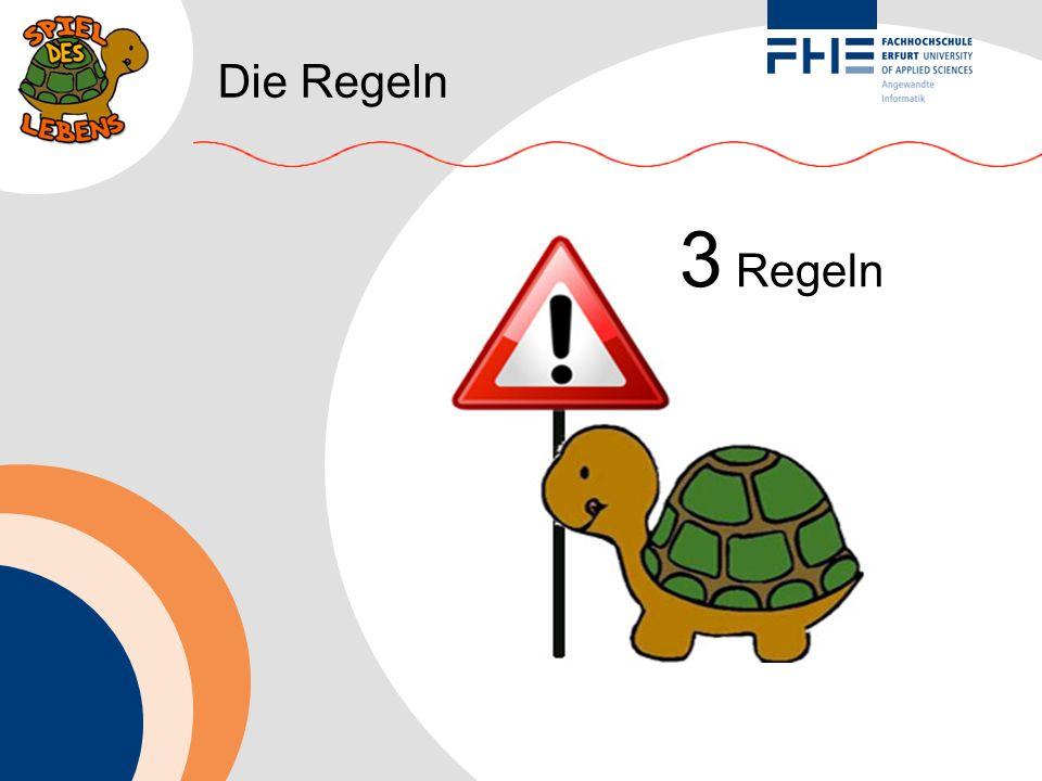Die Regeln 3 Regeln