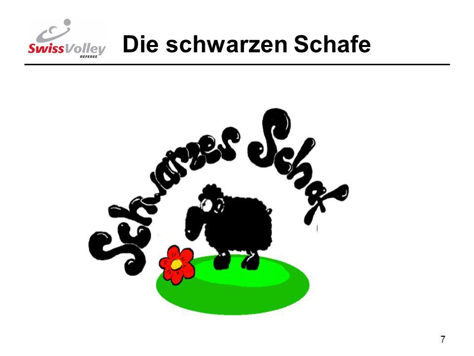 7 Die schwarzen Schafe