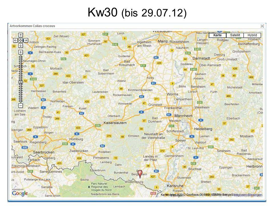 Kw30 (bis 29.07.12)