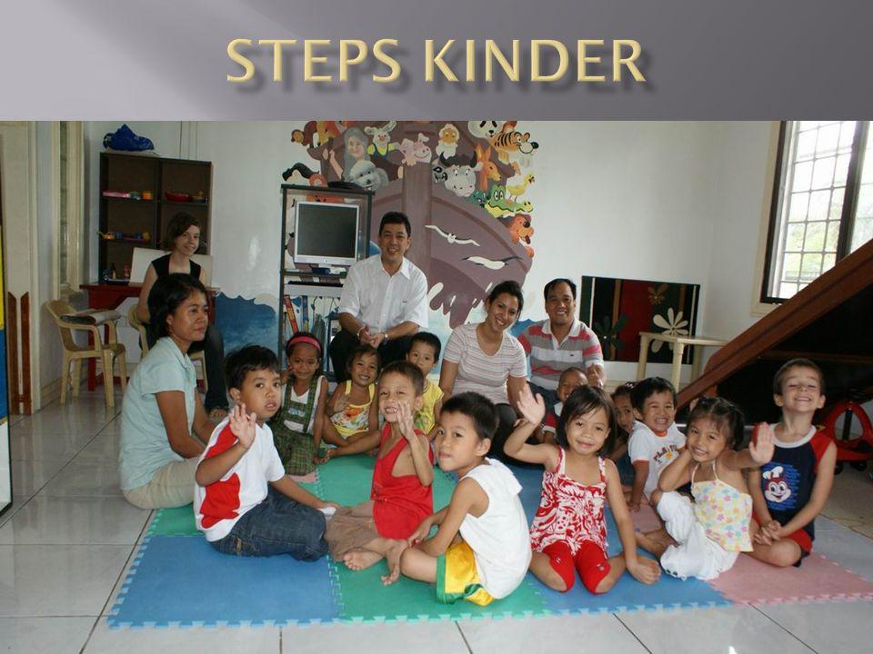 Kommt mit uns und seht, wo die STEPS Kinder wohnen, wer ihre Eltern sind und wieviele Geschwister sie haben.