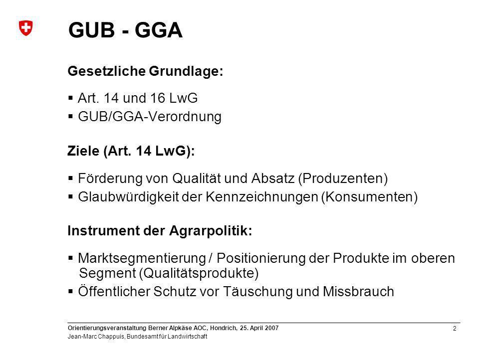 2 Orientierungsveranstaltung Berner Alpkäse AOC, Hondrich, 25.