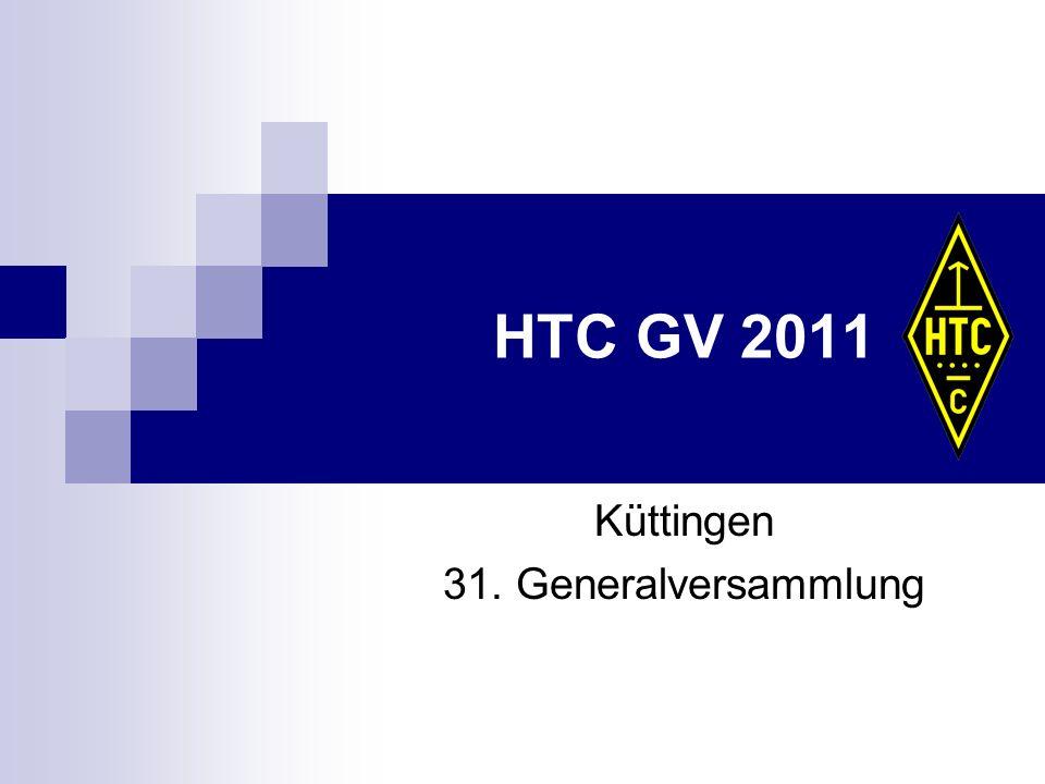 HTC GV 2011 Küttingen 31. Generalversammlung