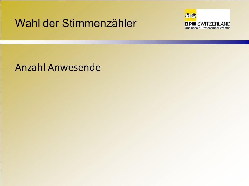 Jahresausblick 2012 18.April Vorstellung Zita Scherrer 09.