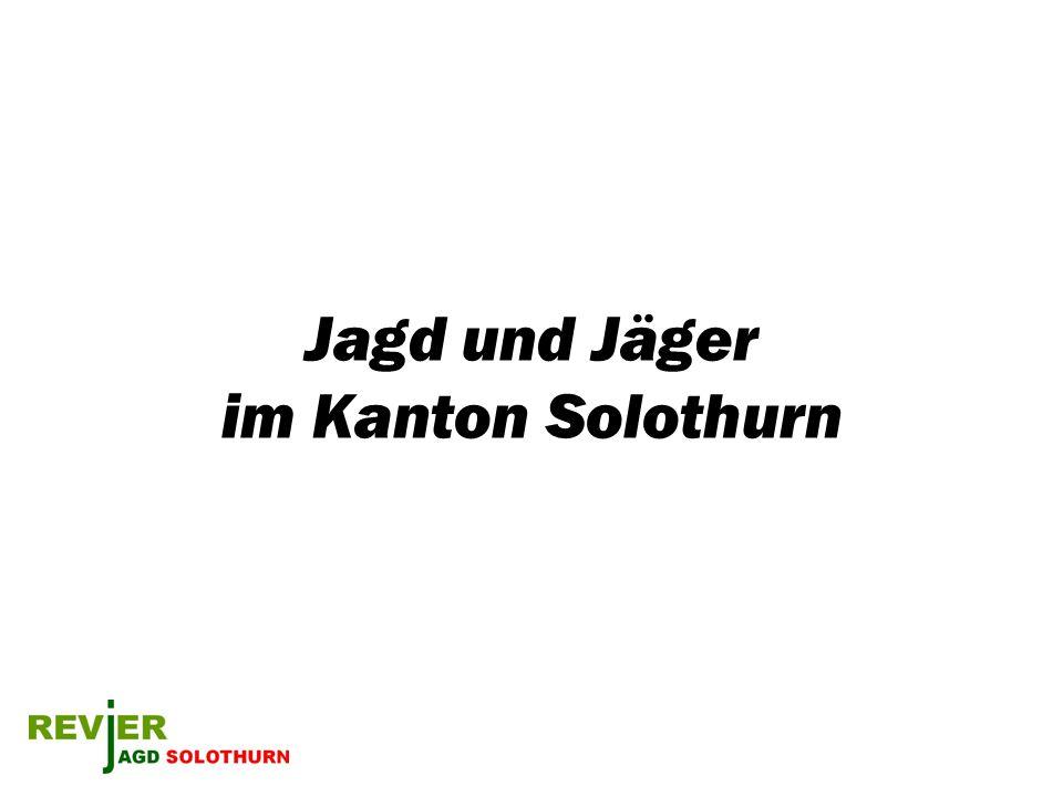 Zwei Jagdsysteme In den kantonalen Gesetzen geregelt.