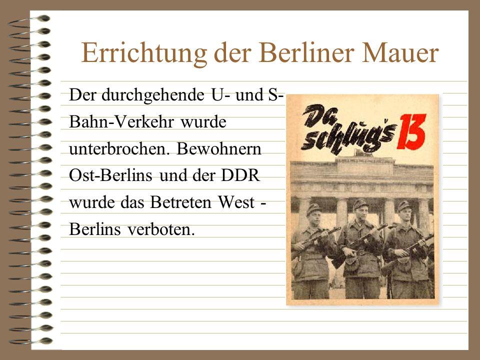 April 1973 Schrift unter dem Foto: Hans-Dieter Wesa, 19, Grenzsoldat der Transportpolizei, erschossen am 23.8.62, nachdem er bereits Westberliner Gebiet erreicht hatte.