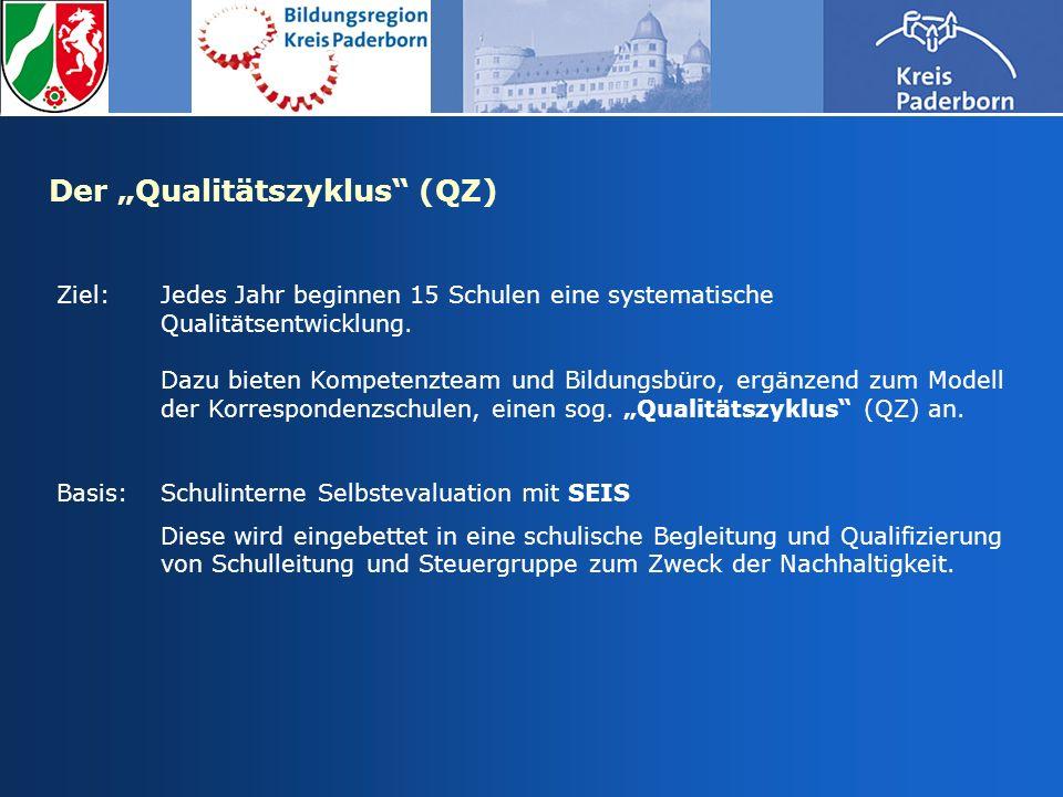 SEIS - Workshop I 1. Teil