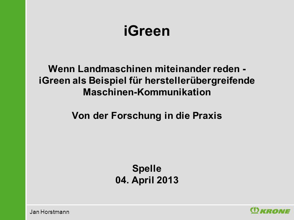 Agenda Jan Horstmann 04.