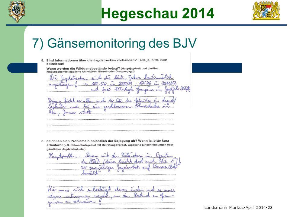 Hegeschau 2014 7) Gänsemonitoring des BJV Landsmann Markus-April 2014-23