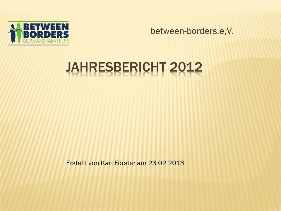 between-borders.e,V. Erstellt von Karl Förster am 23.02.2013
