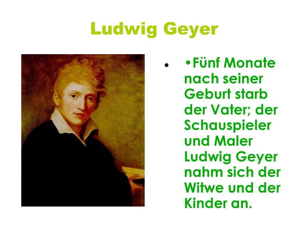 Minna Planer Wagner begann 1831 an der Universität Leipzig ein Musikstudium.
