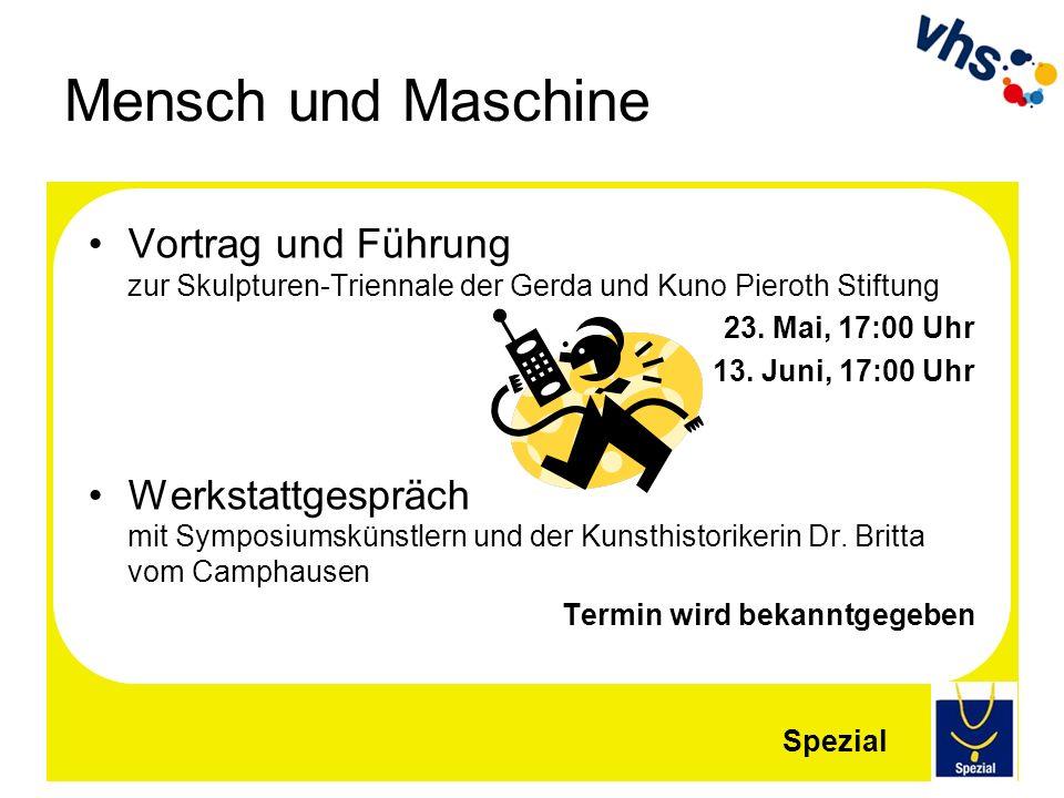 Mensch und Maschine Vortrag und Führung zur Skulpturen-Triennale der Gerda und Kuno Pieroth Stiftung 23. Mai, 17:00 Uhr 13. Juni, 17:00 Uhr Werkstattg