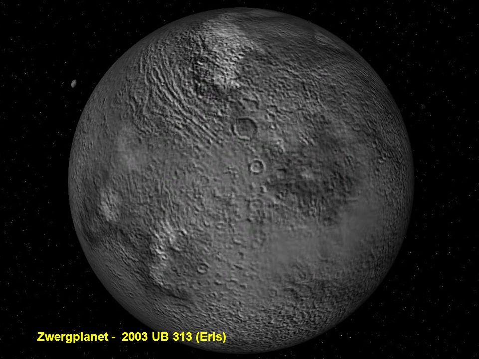 Aktuelle Position von Voyager 1 (102 AU)