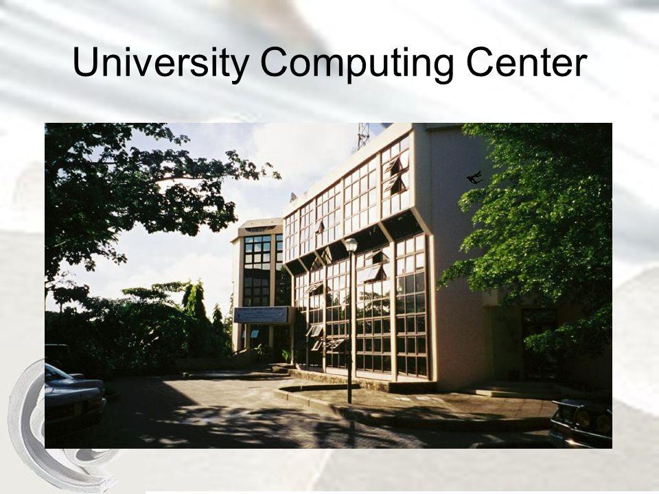 University Computing Center