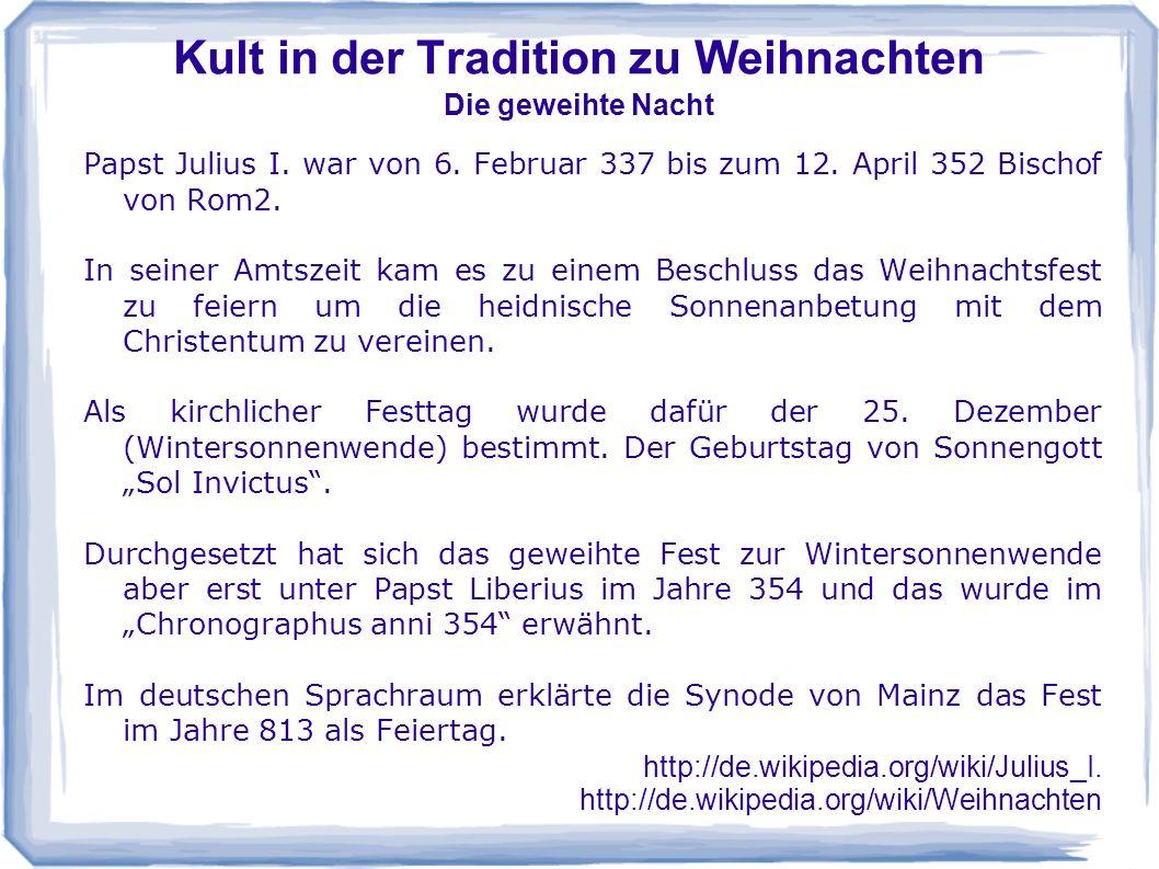 Kult in der Tradition zu Weihnachten Adventskranz und Weihnachten Der Adventskranz ist eine Erfindung vom Theologen Johann Hinrich Wichern.
