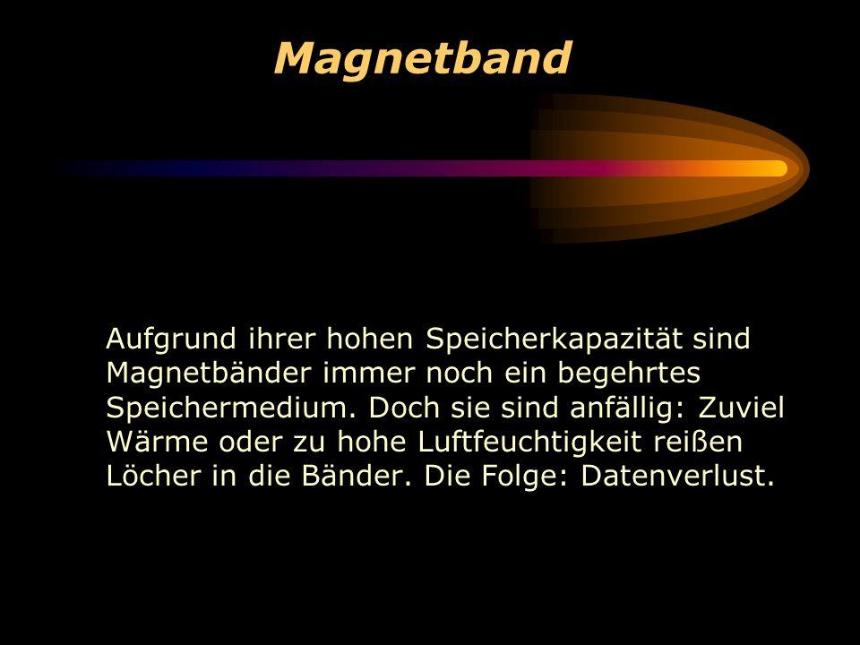 Moderne Speichermedien By Georg Gut und Martin Maron