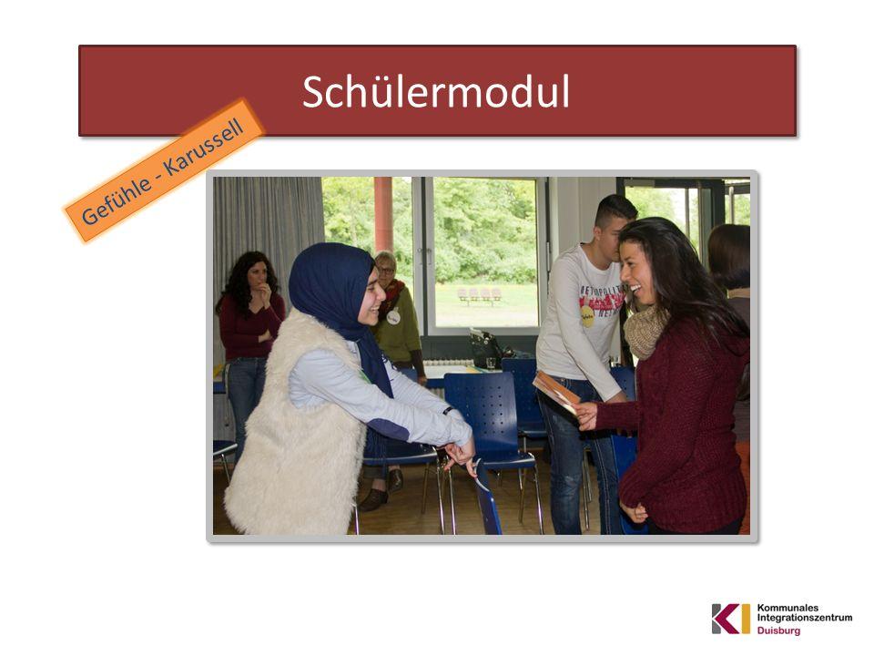 Schülermodul Gefühle - Karussell