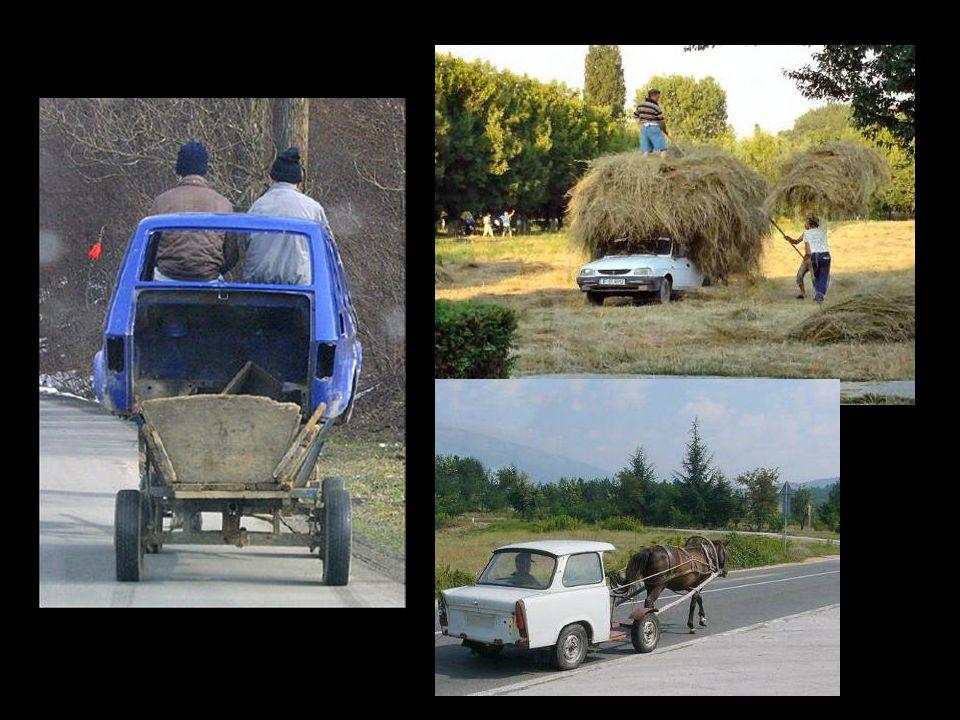 Transportprobleme haben wir praktikabel gelöst.