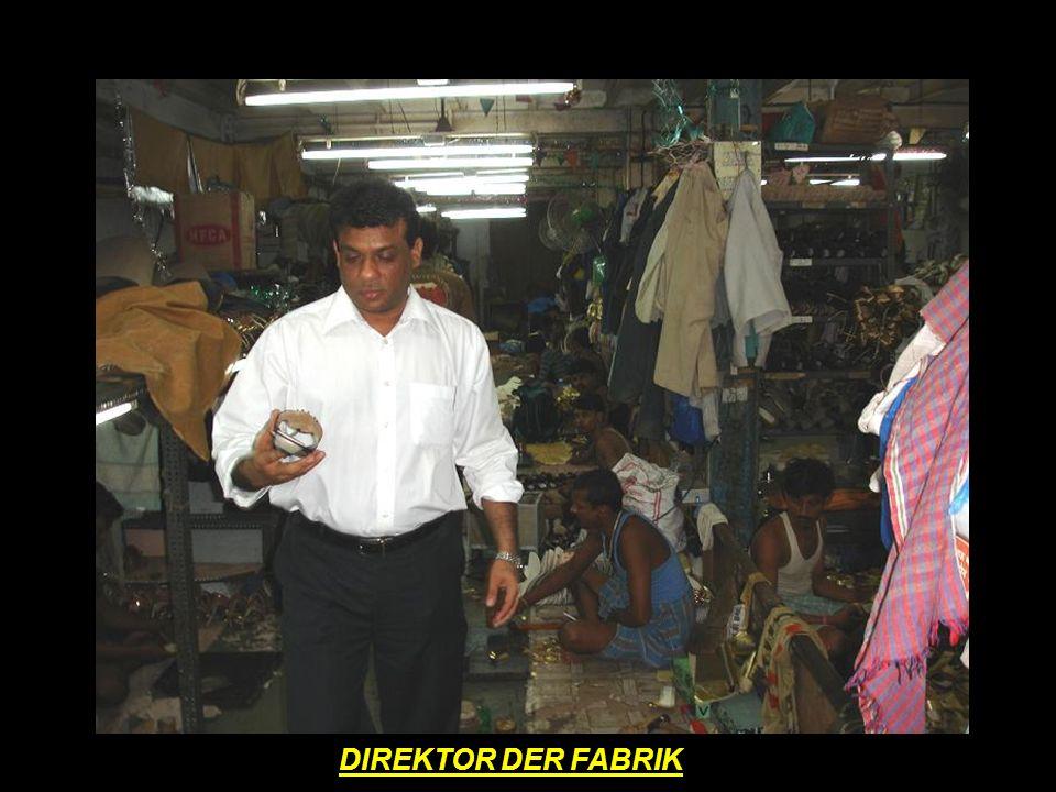 DIREKTOR DER FABRIK