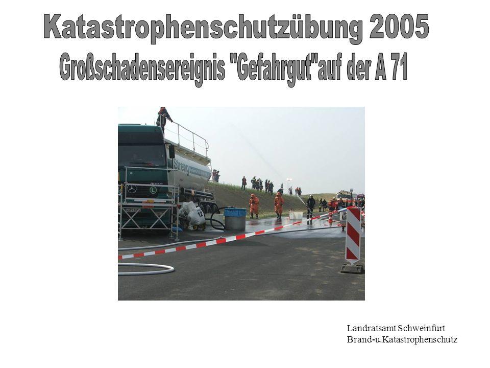 Landratsamt Schweinfurt Brand-u.Katastrophenschutz