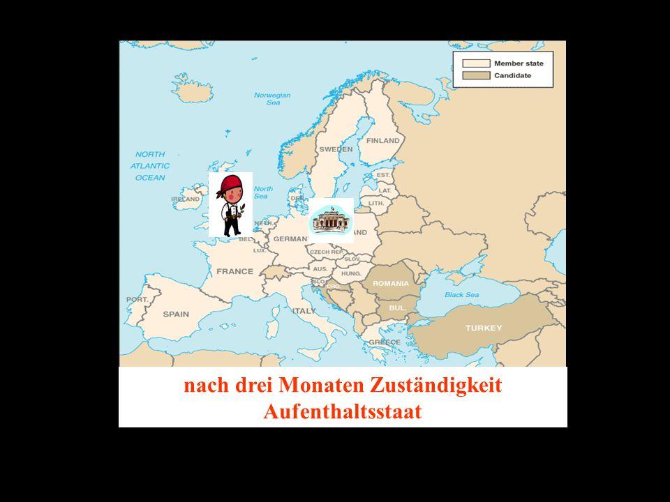 14.10.2005 Dr. Günter Tews nach drei Monaten Zuständigkeit Aufenthaltsstaat