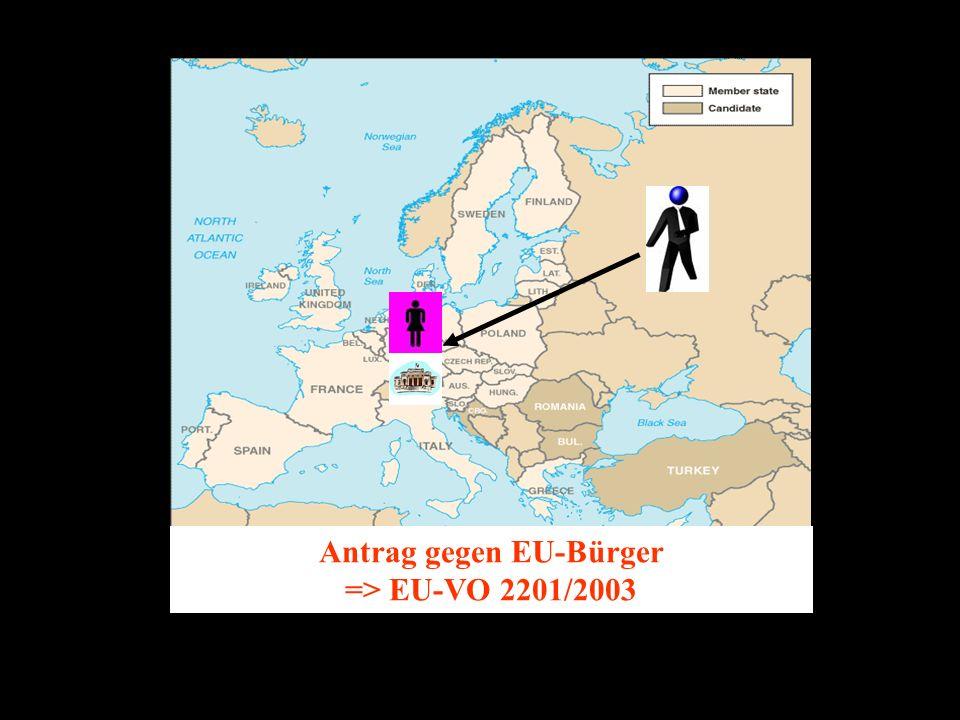 14.10.2005 Dr. Günter Tews Antrag gegen EU-Bürger => EU-VO 2201/2003