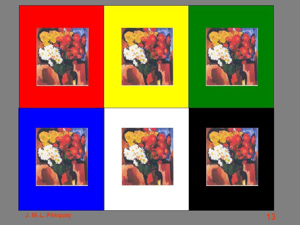 J. M. L. Pasquay 13 Hintergrund