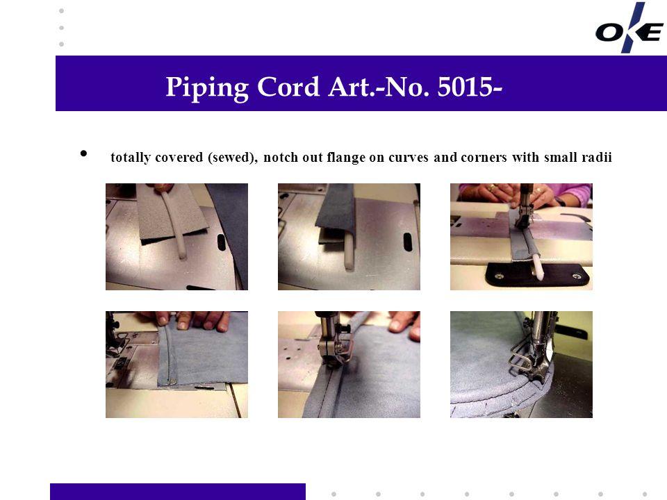 Piping Cord Art.-No.