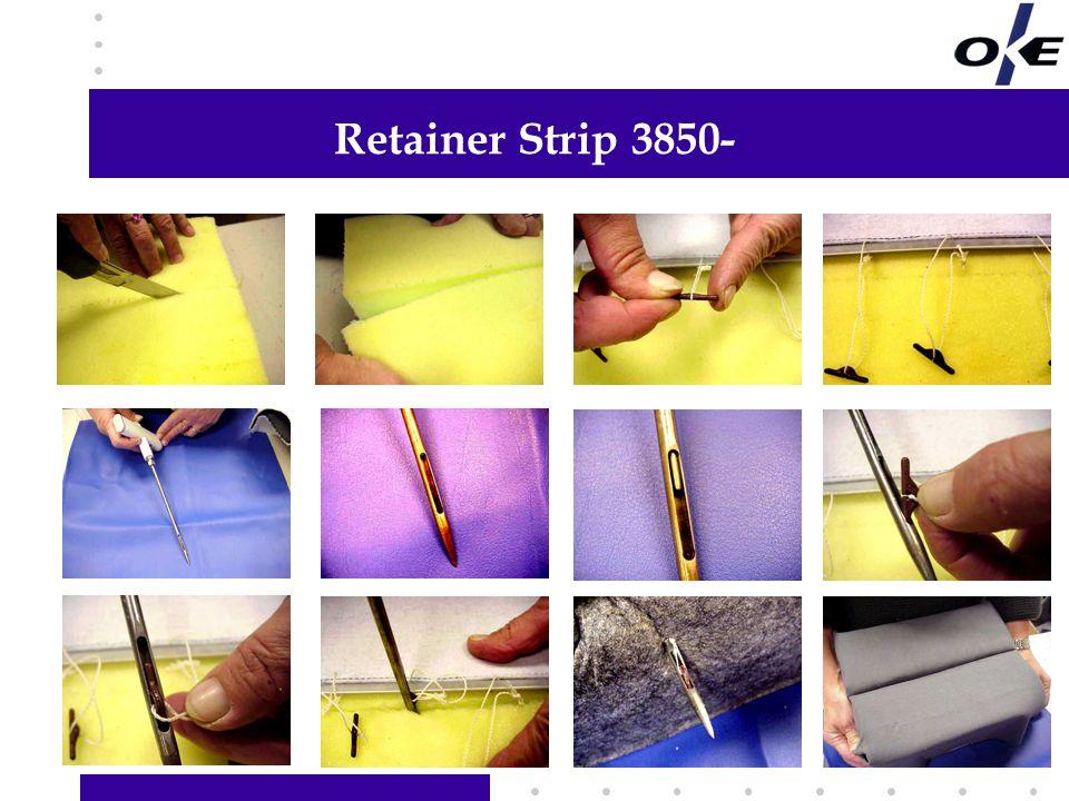 Retainer Strip 3850- Hier Informationen Ihrer Wahl hinzufügen Links Text, Grafik oder Foto hinzufügen