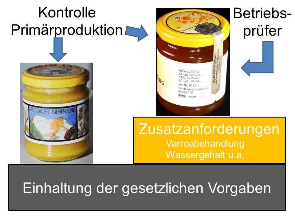 Hygiene in der tierischen Primärproduktion Tierarzneimitteleinsatz Tiergesundheit Tierverkehr 2.