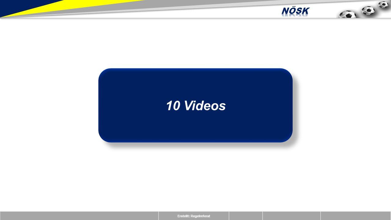 Erstellt: Regelreferat 10 Videos