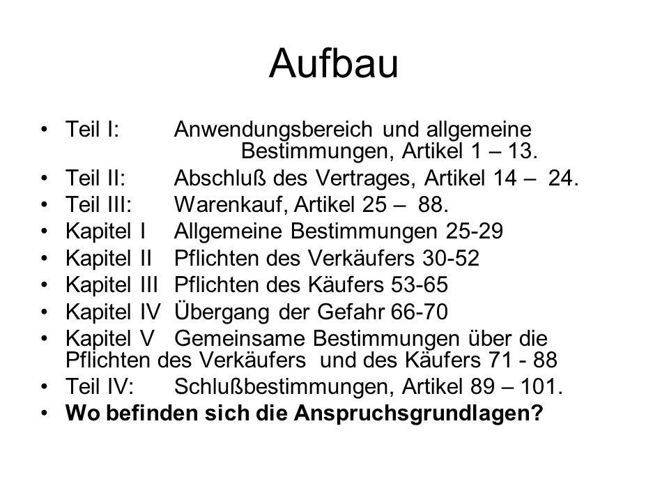 Fall 4 Lösungsskizze Anspruchsgrundlage Art.30, 45 I b iVm.