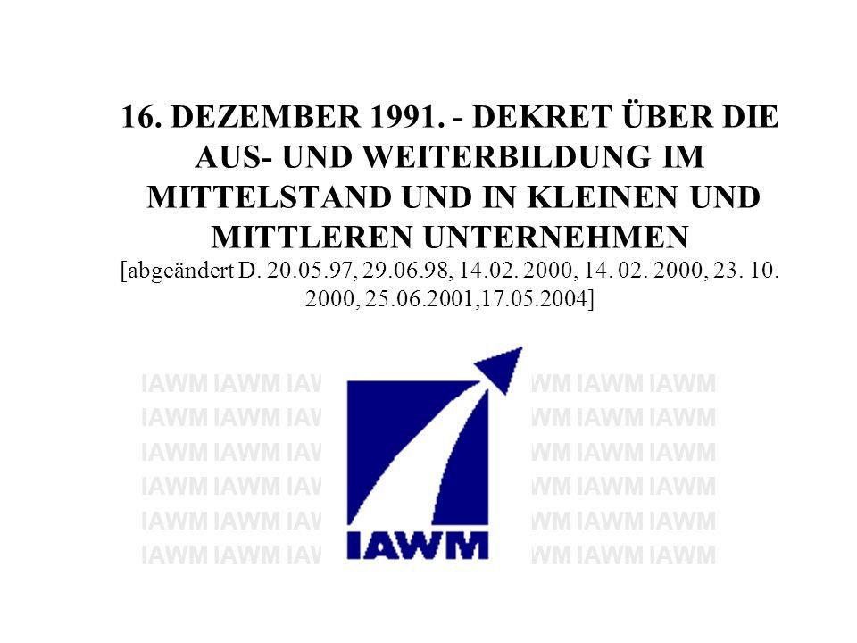 16. DEZEMBER 1991.