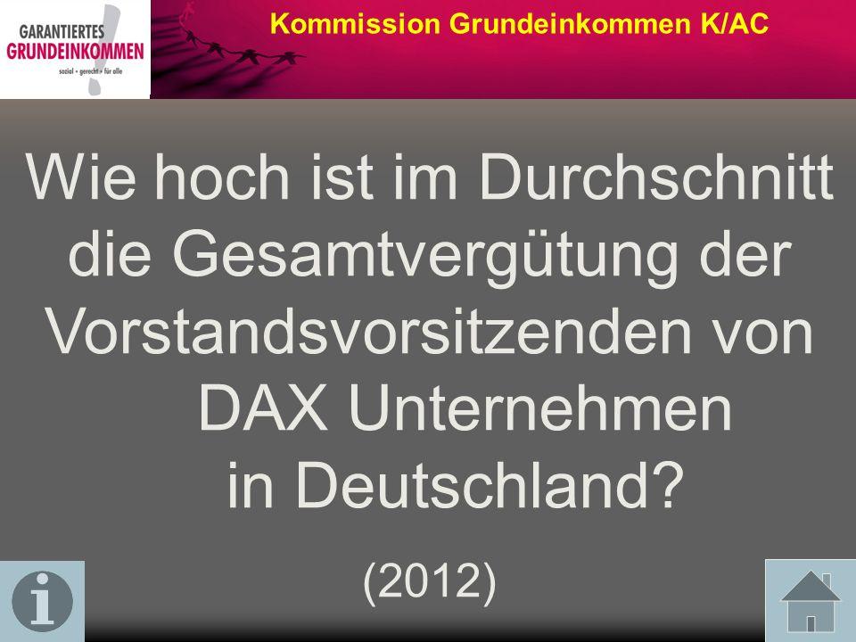 Kommission Grundeinkommen K/AC In Art.