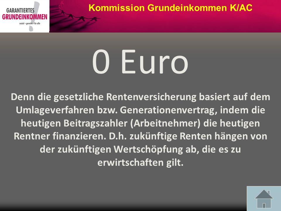 Kommission Grundeinkommen K/AC Vom 19.3.2013 - FAZ