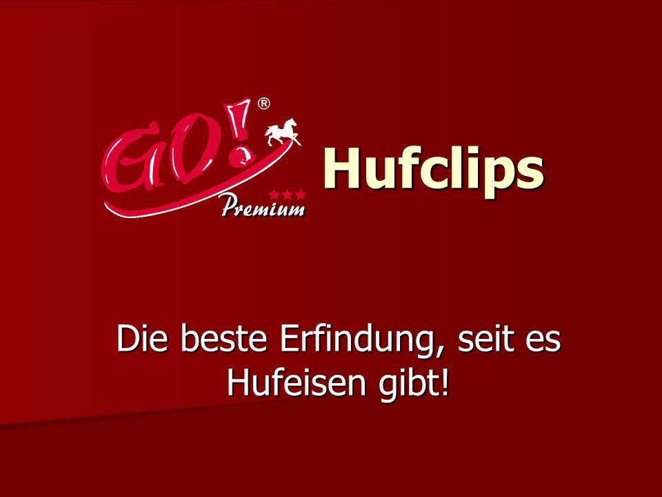 Hufclips Die beste Erfindung, seit es Hufeisen gibt!